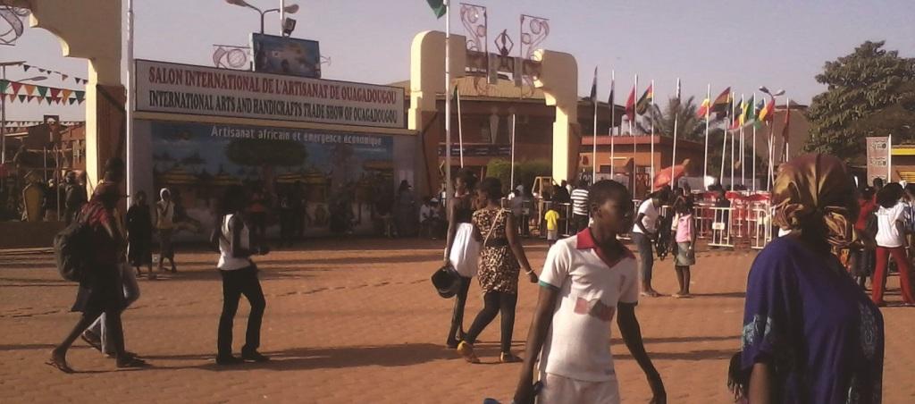 14è édition du salon international de l'artisanat de ouagadougou : Une occasion ratée pour l'agriculture biologique.