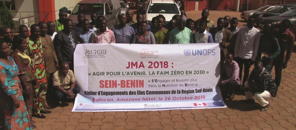 Atelier régional du projet SEIN-Bénin à Bohicon