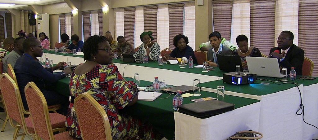 Assemblée Générale de l'Alliance de la Société Civile pour l'Intensification de la Nutrition au Bénin.