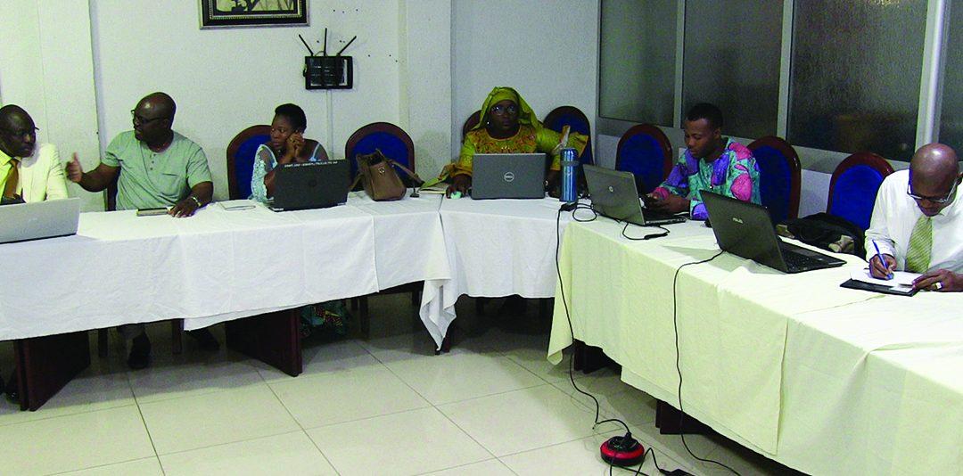 Élaboration du Rapport d'Activité 2018 et Planification du PTBA 2019 de la PASCiB