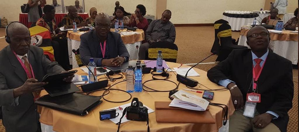 Conférence Panafricaine des Organisations de la Société Civile (OSC) à PRIDE.