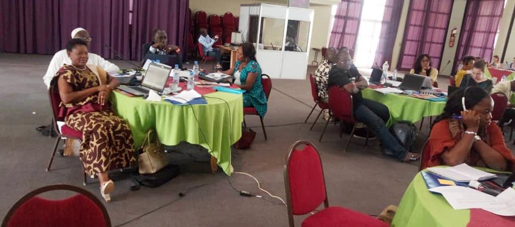 SENEGAL : Atelier de renforcement de la société civile SUN.