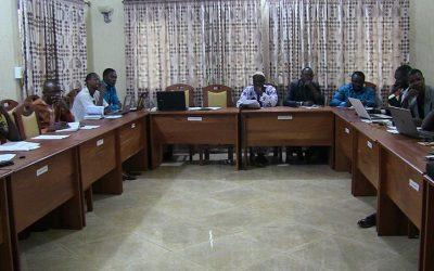 ATELIER DE PRESENTATION DU PROJET : Participation décisionnelle des OSC aux politiques publiques au Bénin.