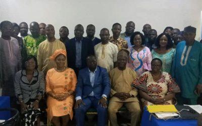Rencontre de concertation citoyenne, de partage et d'analyse des interventions du ProCAD avec la PNOPPA, les Mairies, les DDAEP, les ATDA et les Points focaux et Relais de la PASCiB.