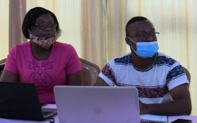 Atelier d'actualisation des curricula existants sur l'AEB au Bénin et leur niveau d'intégration dans les programmes nationaux d'éducation formelle.