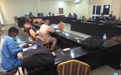 Atelier de formation des Partenaires du ProCAD sur la Gouvernance Participative.