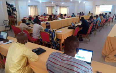 Assemblée Générale Ordinaire de l'Alliance de la Société Civile pour l'Intensification de la Nutrition au Bénin (ASCINB)